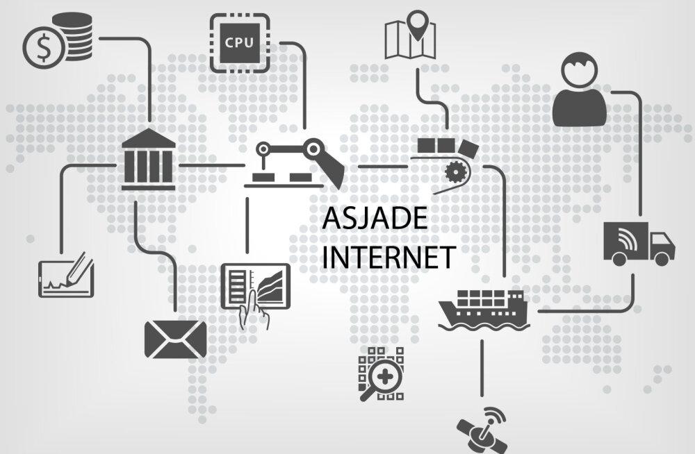 Asjade internet ei kappa Eestis metsikult ringi, seda reguleerib nüüd MTÜ