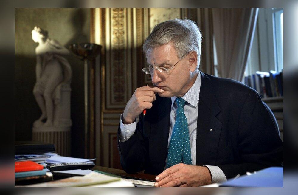 Bildt eitab USA-le salajase teabe lekitamist