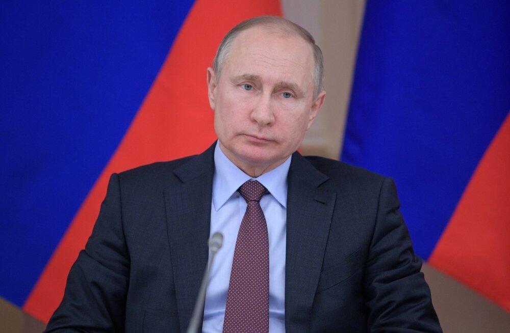Putin: Venemaad on parem liitlasena omada