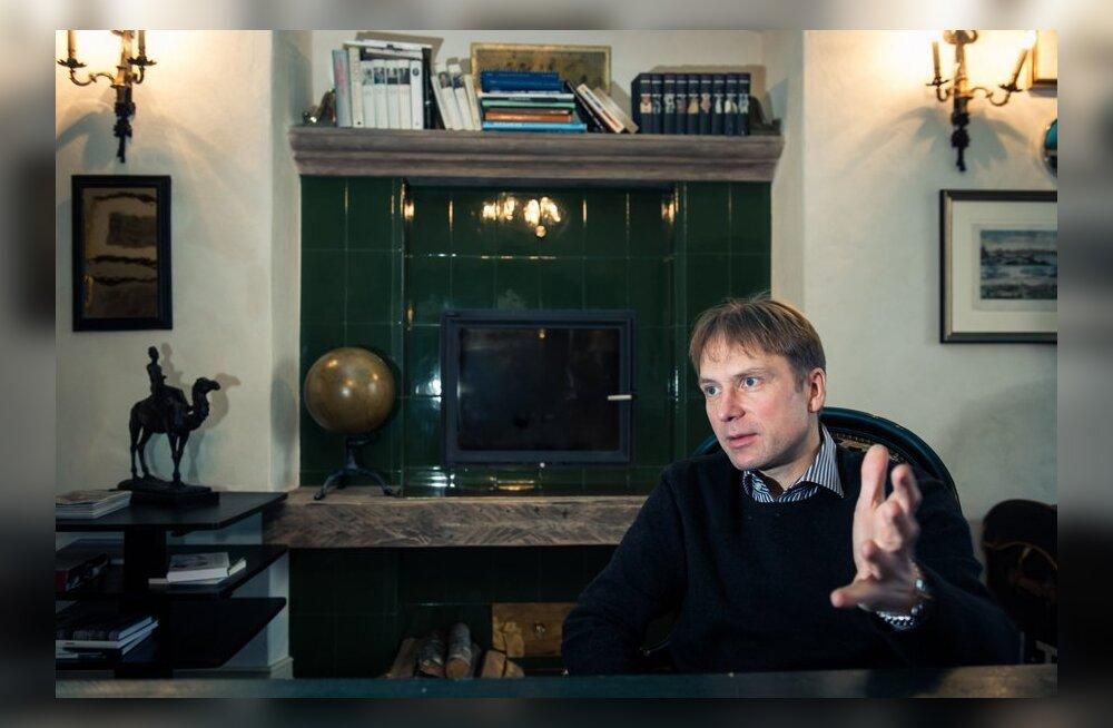 Eerik-Niiles Kross: Mali missioon paneb Eesti välispoliitika proovile