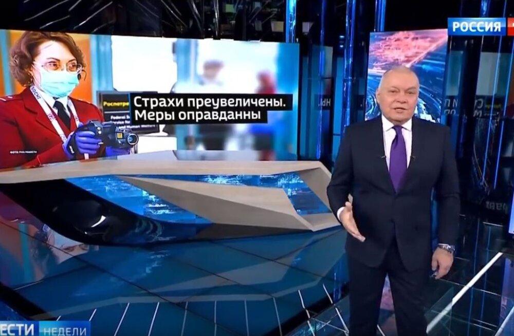 Президент Латвии предлагает ограничить русскоязычное телевещание