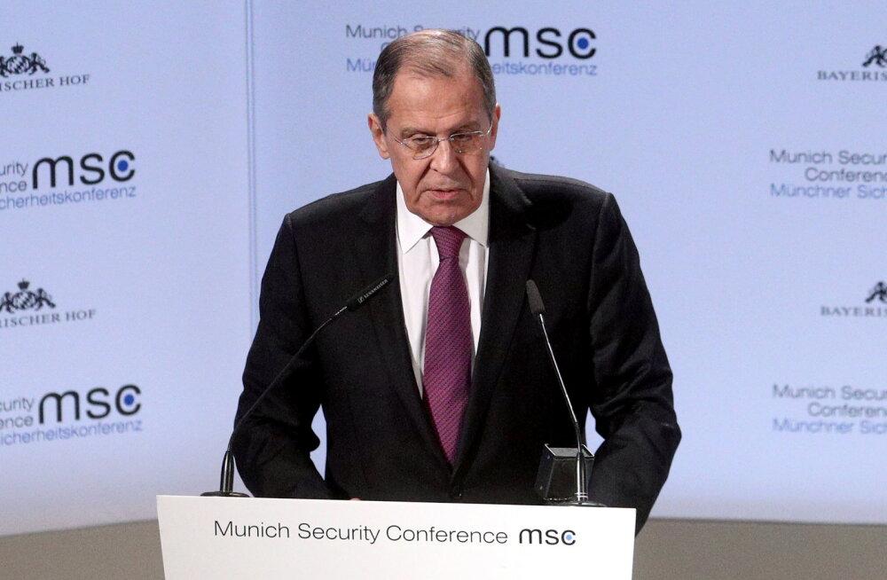 Лавров утверждает, что РФ заинтересована в сильном Евросоюзе