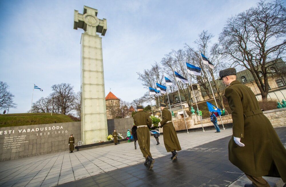 Lugejakiri: miks püstitati Vabadussamba asemele Vabadussõja võidusammas?