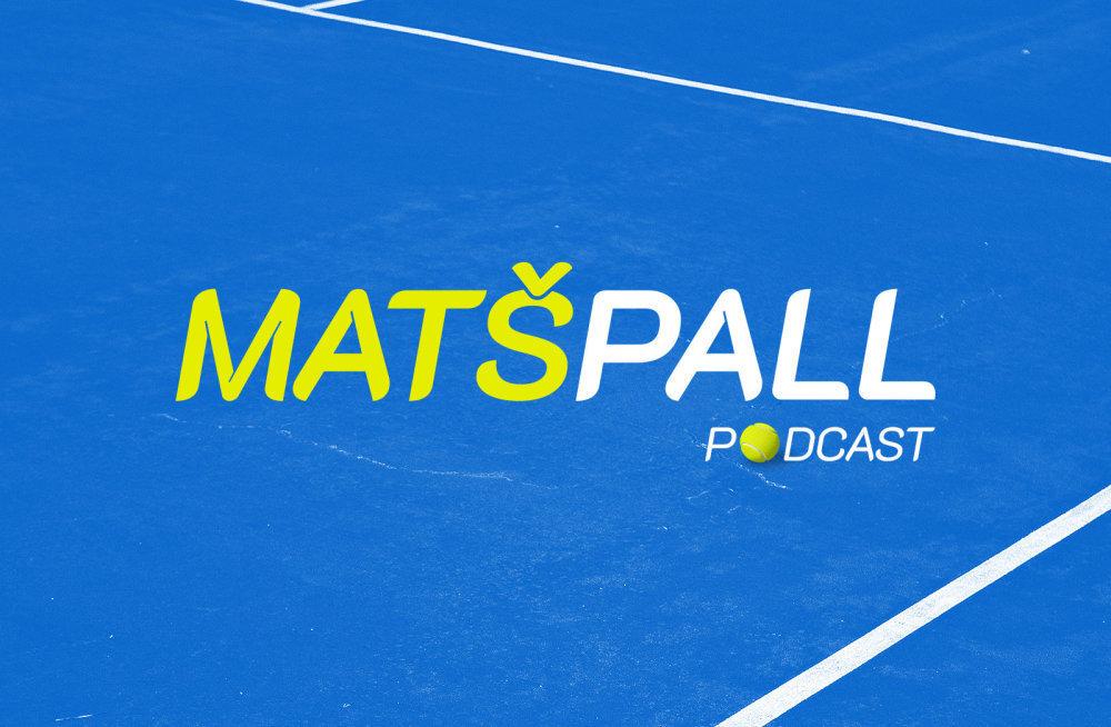 """KUULA   """"Matšpalli"""" podcast Pariisi südamest. Venelanna haigusevimm ei pisenda Kanepi ilusat võitu karvavõrragi"""