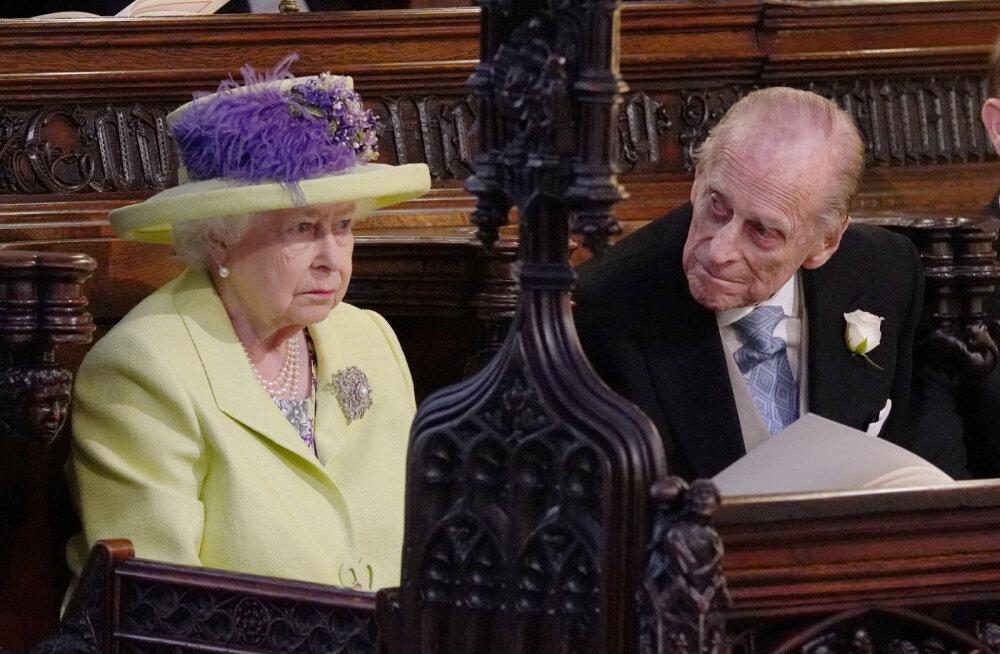 Jõhker mõrv-enesetapp Briti kuningakojas: kuninganna piloot ja tema naine leiti surnult!