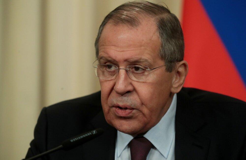 Lavrov: USA püüab avalikult kukutada Venezuela seaduslikku võimu