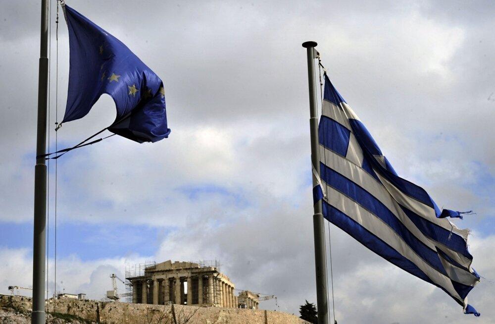 Soome rahandusministeeriumi salamemo: Kreeka on krahhi äärel
