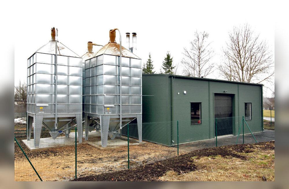Pelletikütte turg Eestis kasvab koos elatustasemega