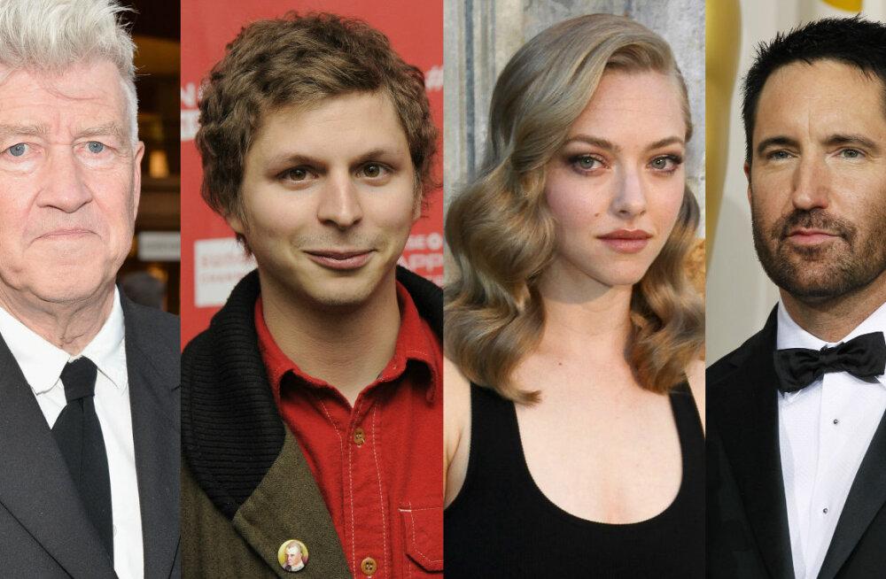 """Rokkarid, tõusvad tähed ja vanad tegijad kõik koos: Kultussari """"Twin Peaks"""" avaldas oma uusversiooni näitlejad!"""