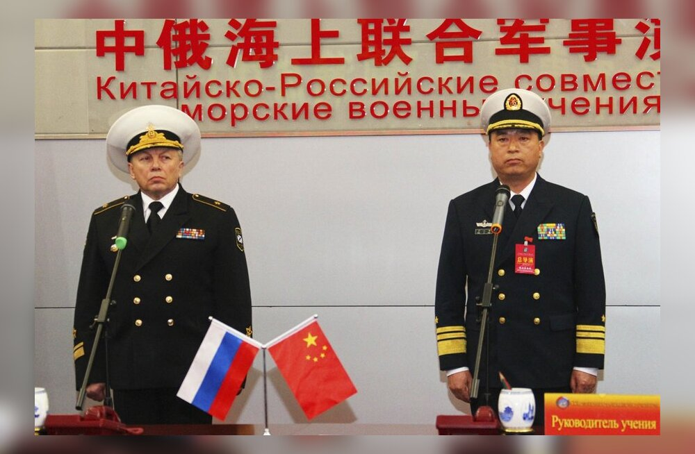 VIDEOD: Venemaa ja Hiina peavad viimaste aastate suurimaid kaitseõppusi