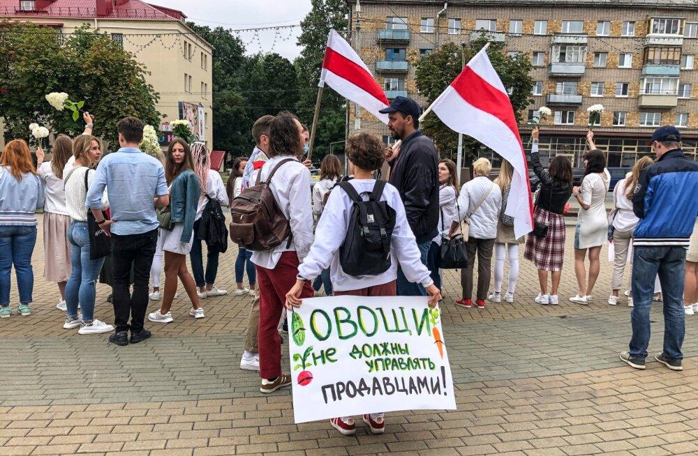 Minsk 22.08.2020