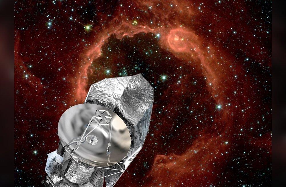 Herscheli teleskoop