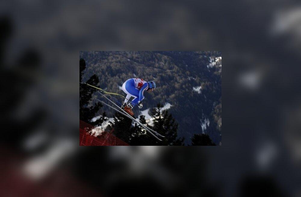 Mäesuusatamine