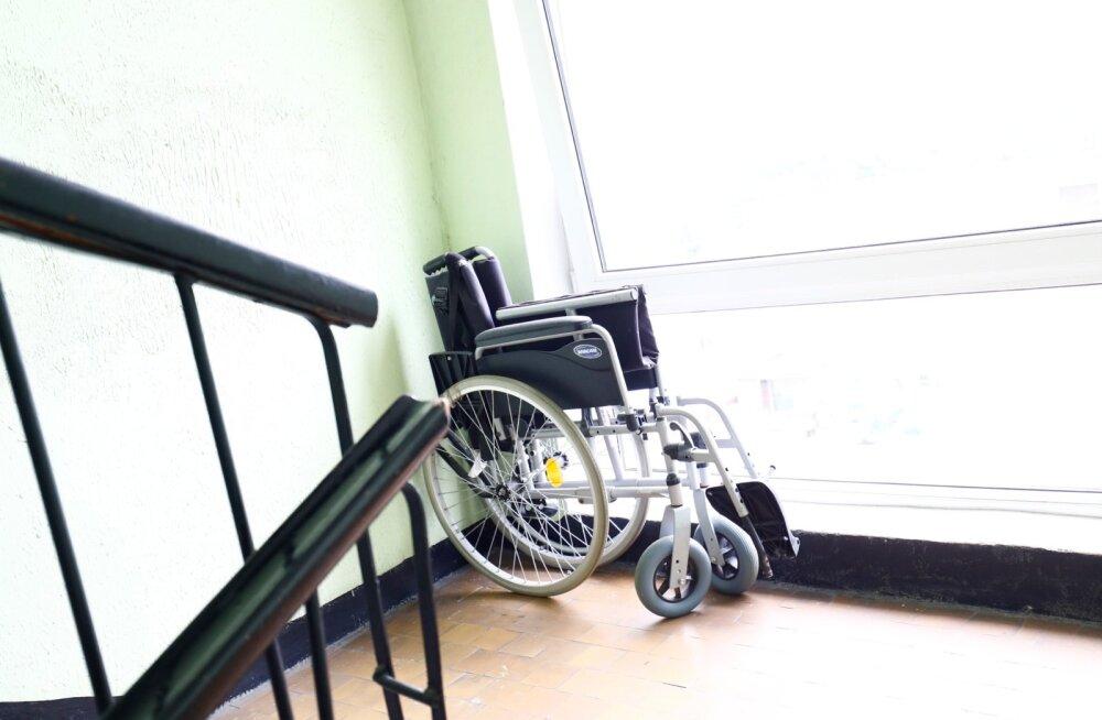 Eesti puuetega inimeste probleemide rägastik jõuab ÜRO-sse