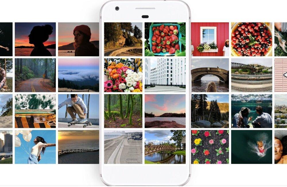 4. oktoobril võime näha saada Google'i uusi Pixel-telefone