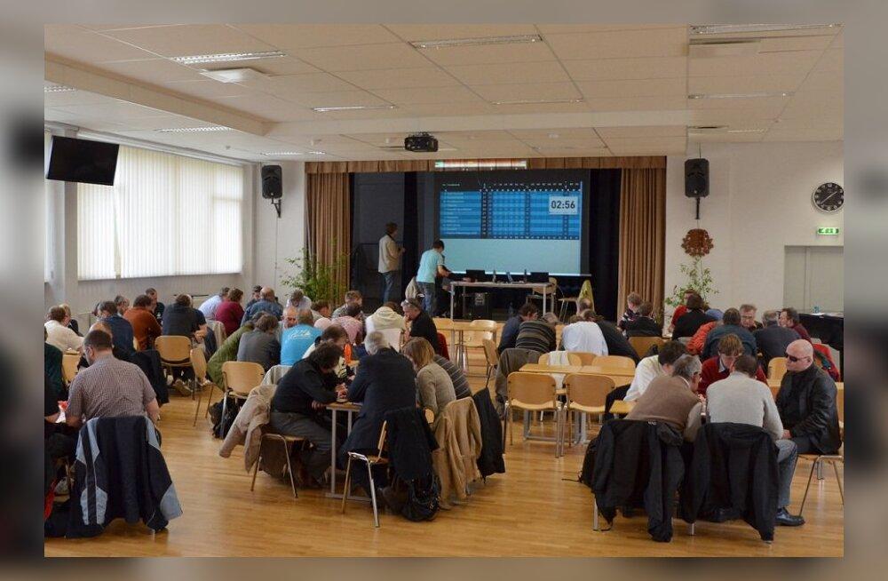 Mälumängu Eesti meistrivõistlused toimuvad sel aastal Räpinas