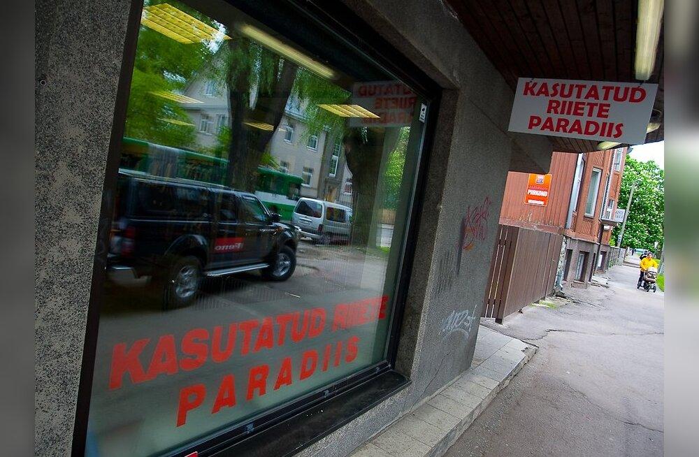 9392c2e1414 LUGEJAD: Ostame kaltsukast, sest uued riided on Eestis ...