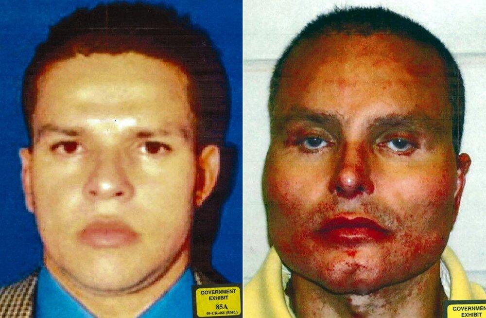 Colombia narkoparun tunnistas El Chapo kohtuprotsessil üles 150 inimese tapmiseks käsu andmise