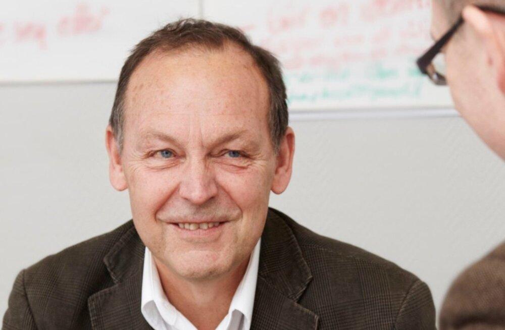 Rootsi biomajanduse strateegia ekspert Peter Axegård.