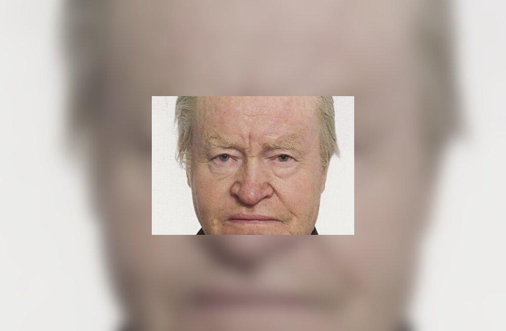 Kadunud mees Mati Elgas