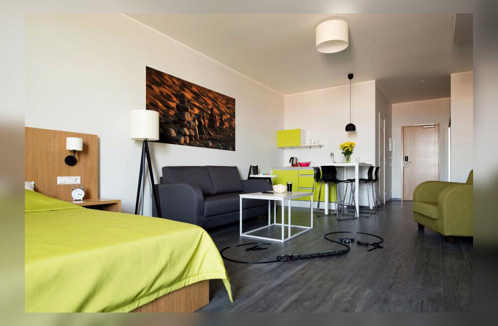 Go Hotel Shnelli pakub alates tänasest uusi linna suurimaid peretubasid