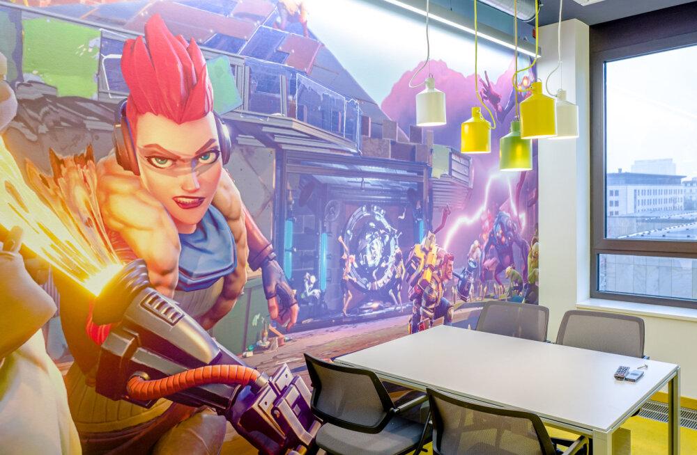 Hakka harjutama: videomängu Fortnite loojad lubasid ulmelisi investeeringuid e-sporti