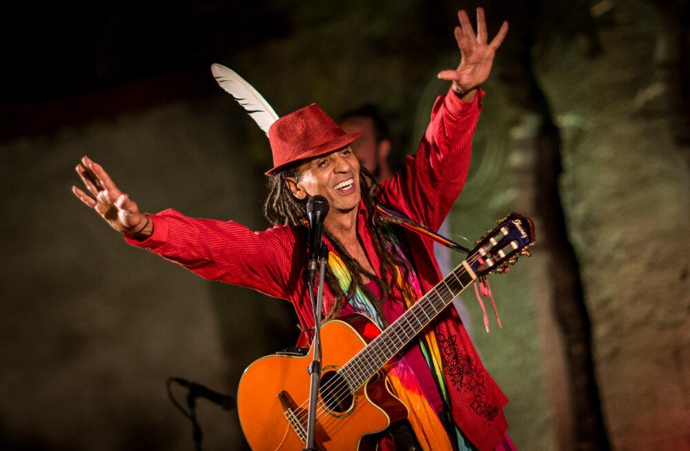 Maailmakuulus muusik ja hipilegend Fantuzzi paljastab oma pika ja rõõmsa elu saladused
