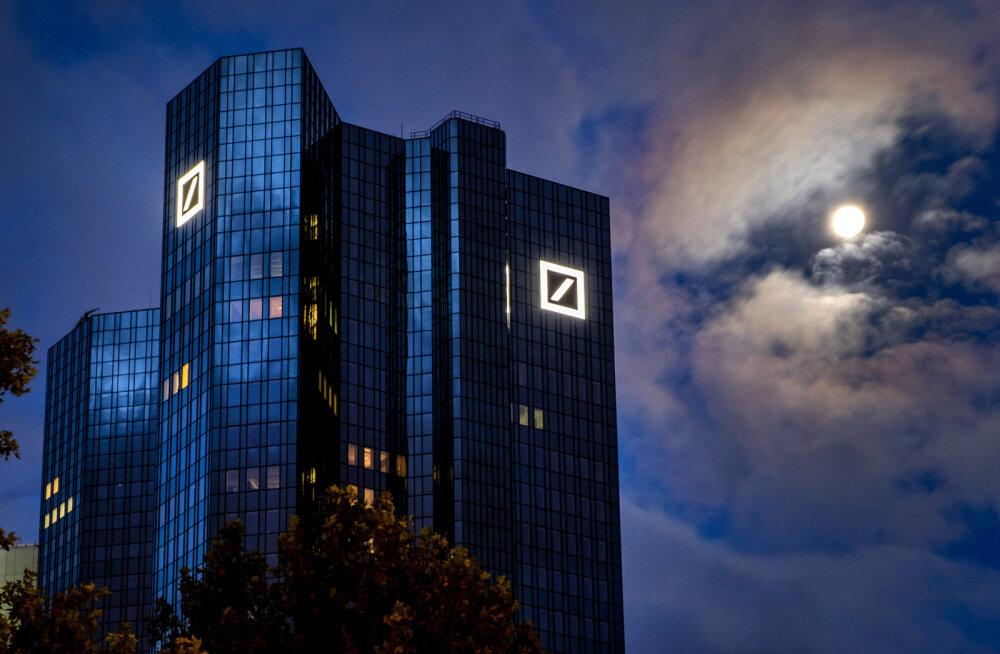 Saksamaa prokuratuur loobub Deutsche Banki rahapesu asja uurimisest