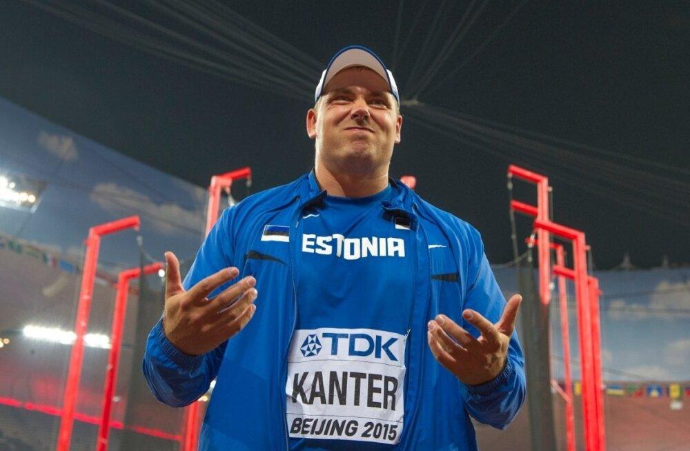 Pettunud Gerd Kanter Pekingi MM-i finaalis