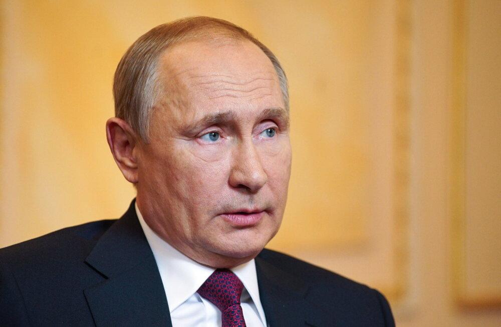 Putin vallandas ajakirjanik Golunovi vahistamise pärast kaks politseikindralit