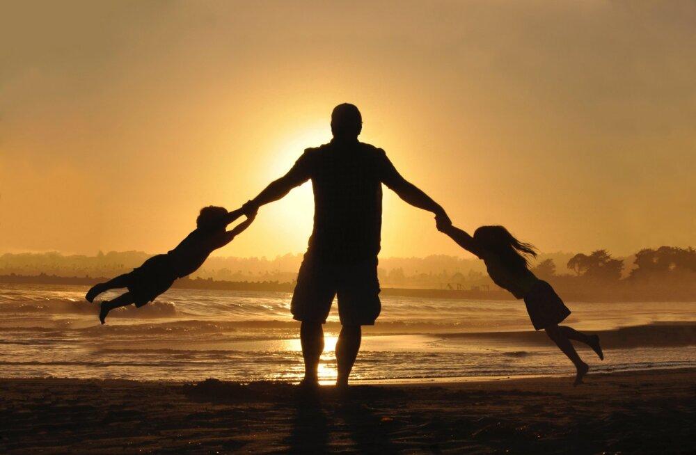 Lastepsühhiaater: millisest perekonnast lapsed unistavad?