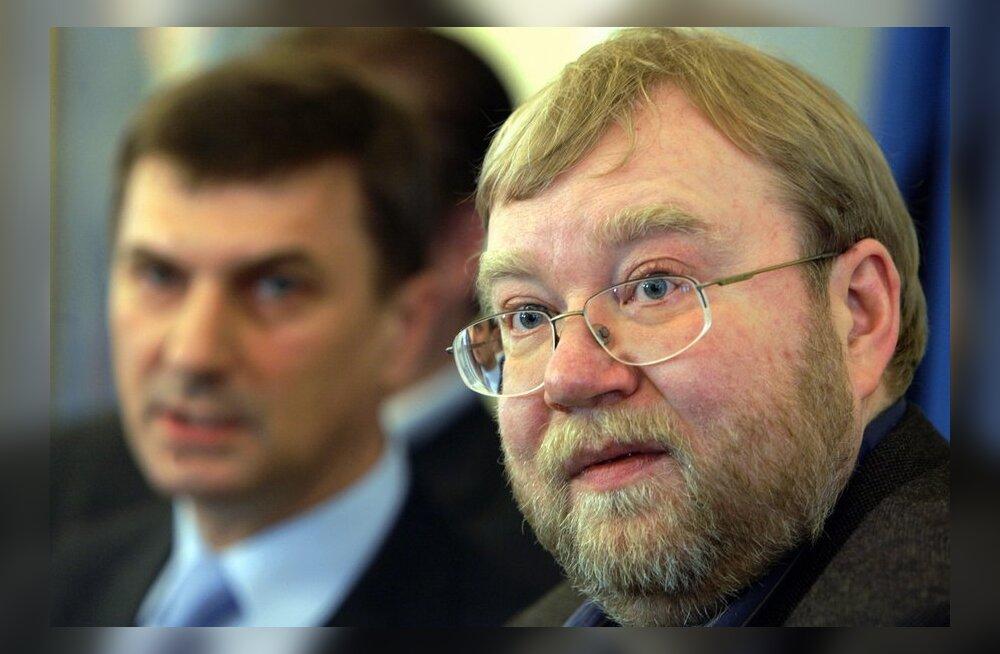 Каарел Таранд: назначение Лаара в совет Банка Эстонии оскверняет разом несколько конституционных ценностей и институтов