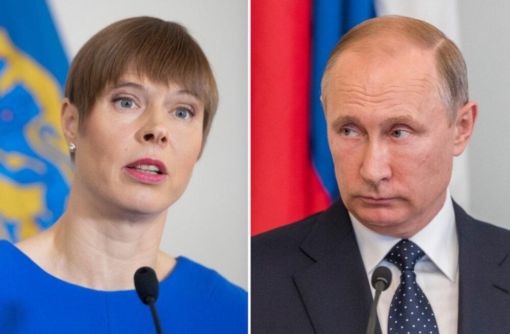 Toomas Alatalu: Kaljulaid oli novembris Putinile ettepanekut tehes enam kui ettenägelik, ent ajad on muutunud ja kerge tal Moskvas olema ei saa