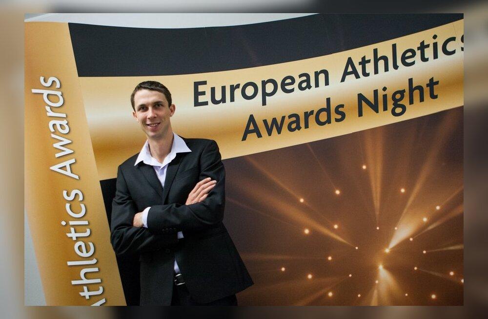 Euroopa kergejõustiku auhinnagala pressikonverents
