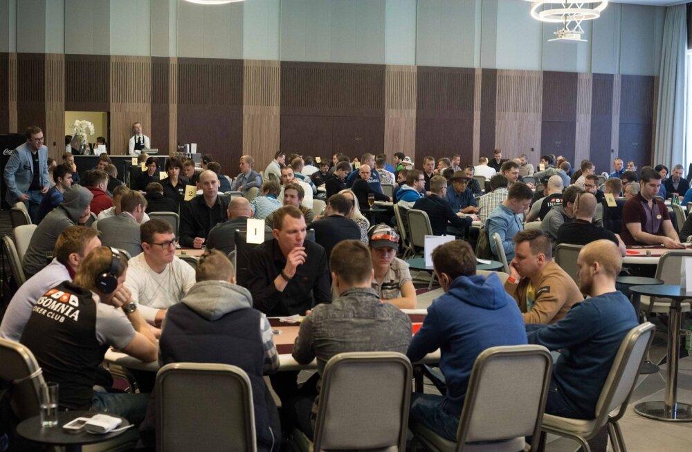 Pokkeri Eesti meistrivõistluste põhiturniir