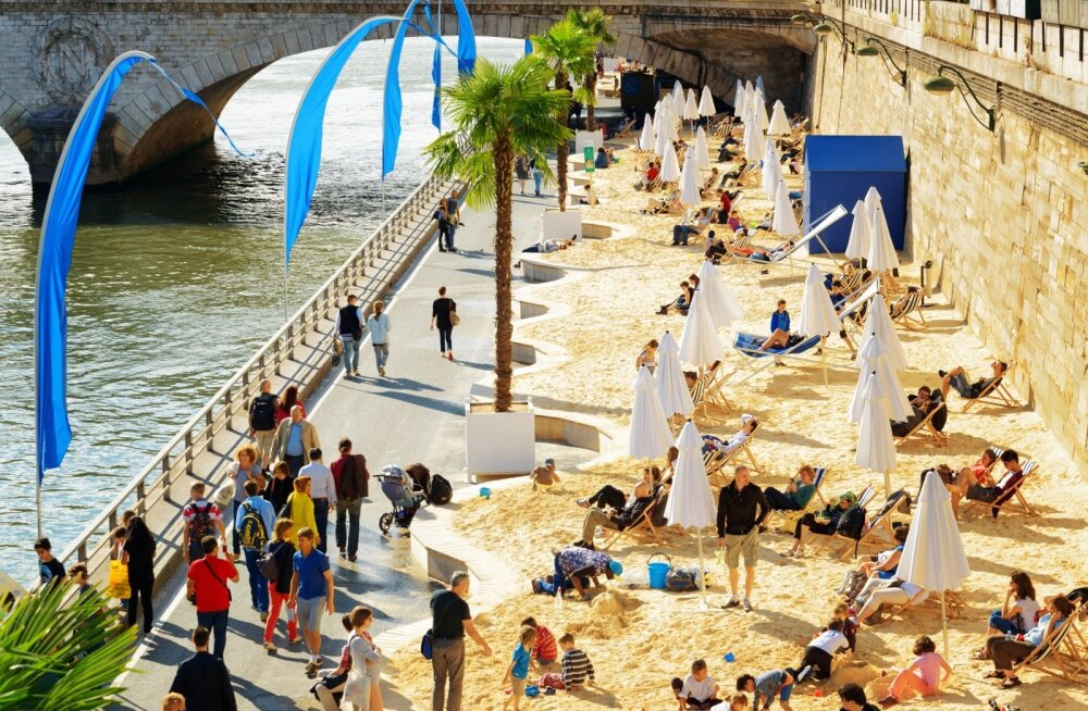 Как неблагополучные районы Парижа и его окраины становятся культурными центрами