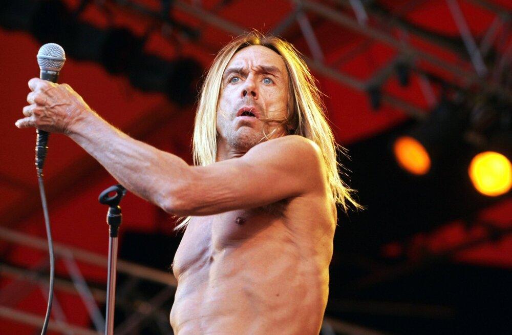 JUHHUU! Tänavuse Positivus Festivali peaesinejad on Iggy Pop, M83 ja Ellie Goulding