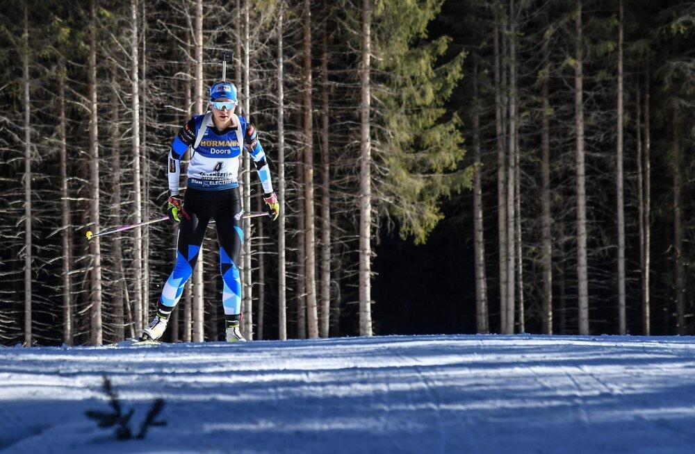 Laskesuusatamise Nove Mesto MK-etapp peetakse koroonaviiruse tõttu tühjade tribüünide ees