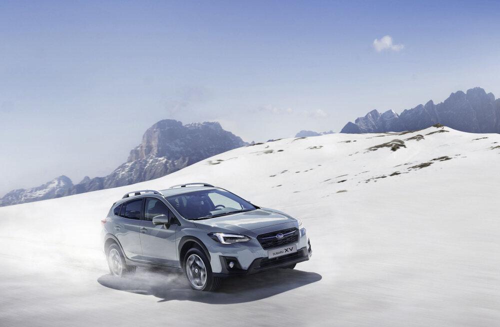 PROOVISÕIT | Subaru XV on turvalisuse suunajuht