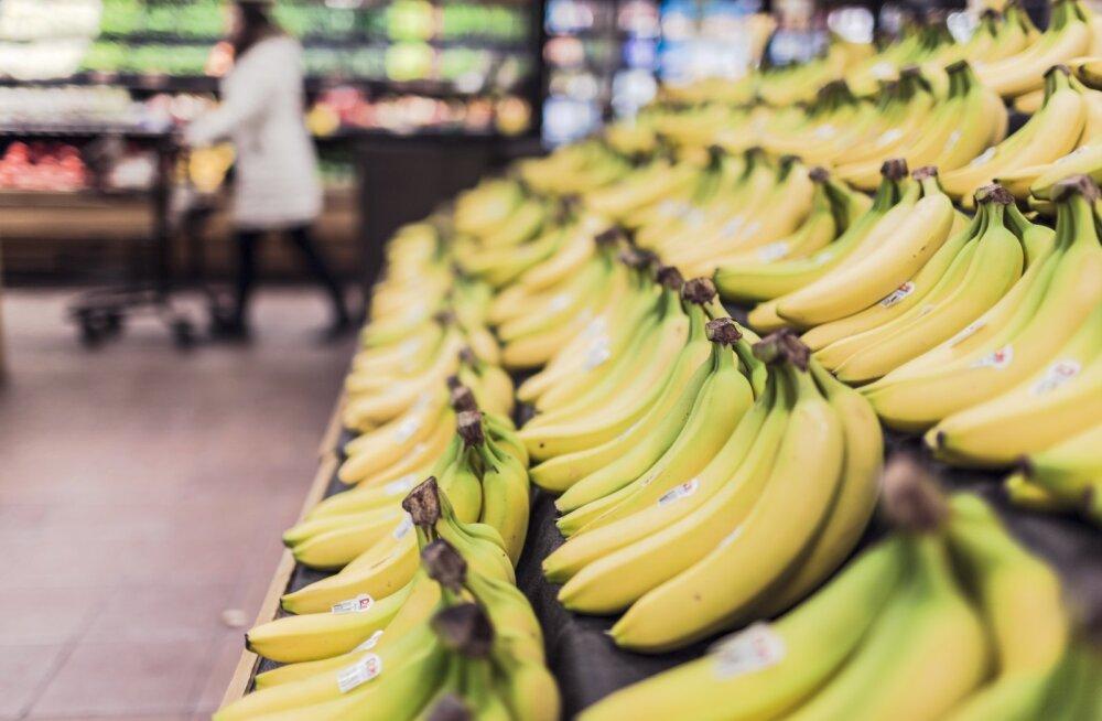 Seda sa ei teadnud! 10 üllatavat põhjust, miks peaksid iga päev banaani sööma