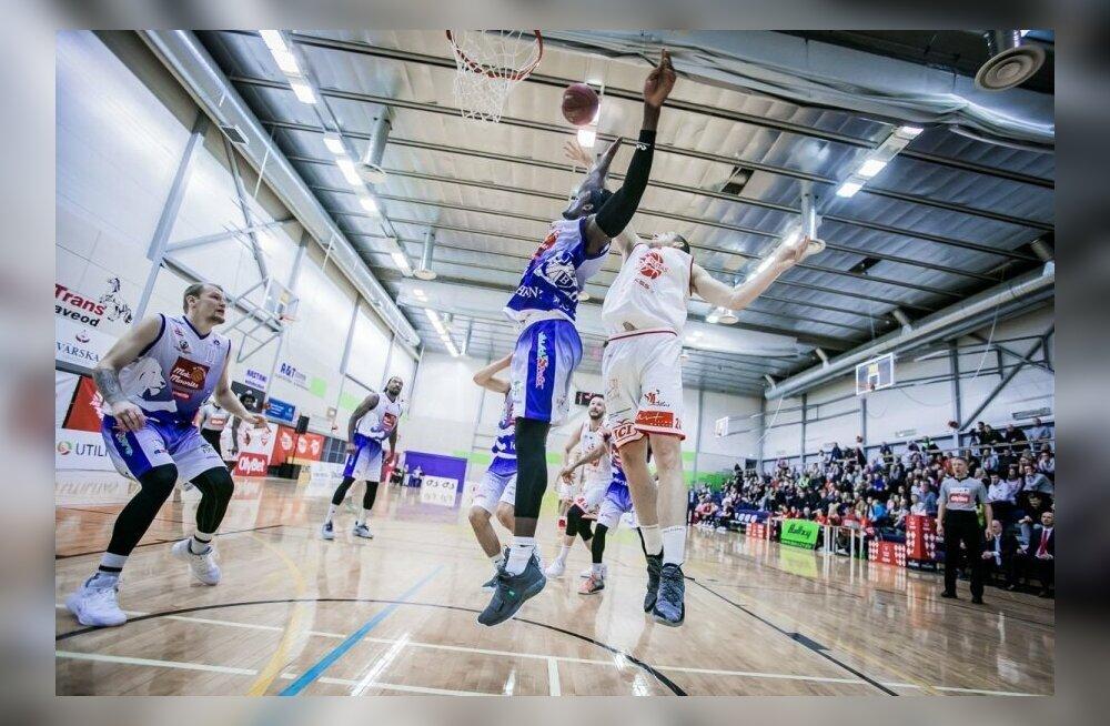 Valga-Valka korvpalliklubi ootab Eesti-Läti liigast diskvalifitseerimine