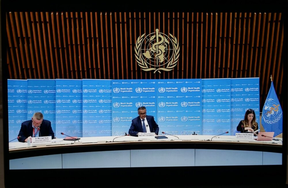 WHO hoiatab: maailma ähvardab katastroofiline moraalne allakäik