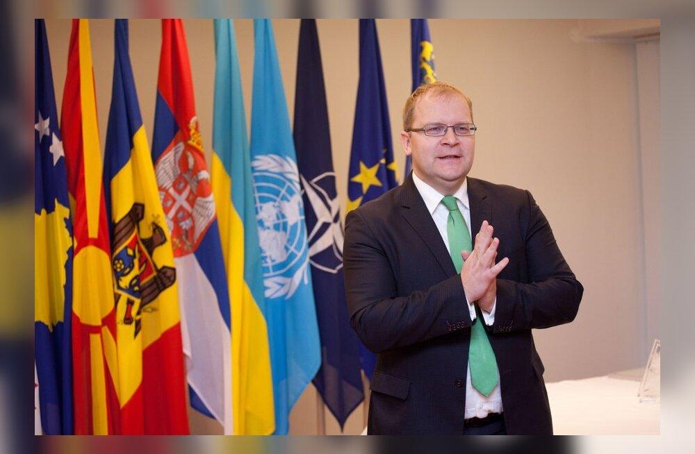 Eesti-Vene piirilepingu tekstile lisati läbirääkimiste käigus kaks lauset