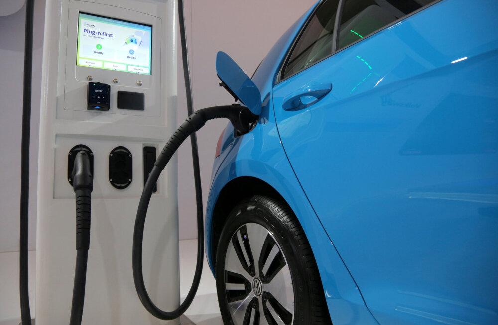"""""""Istmesoojendus"""": aasta 2025 keerab Euroopa automaailma pea peale"""