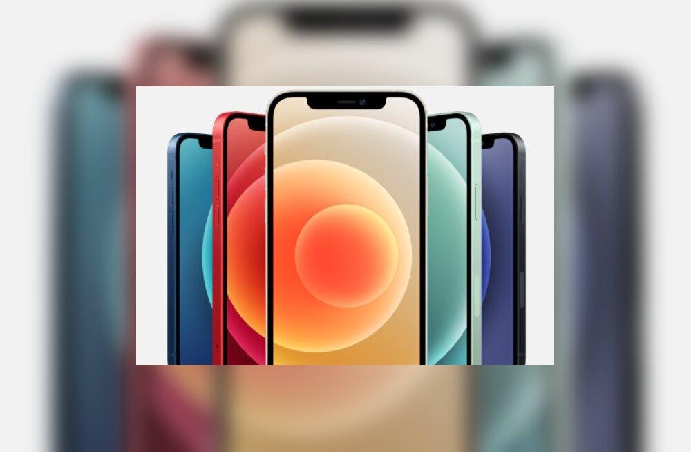Apple tutvustas uut nutikõlarit ja nelja uut iPhone'i
