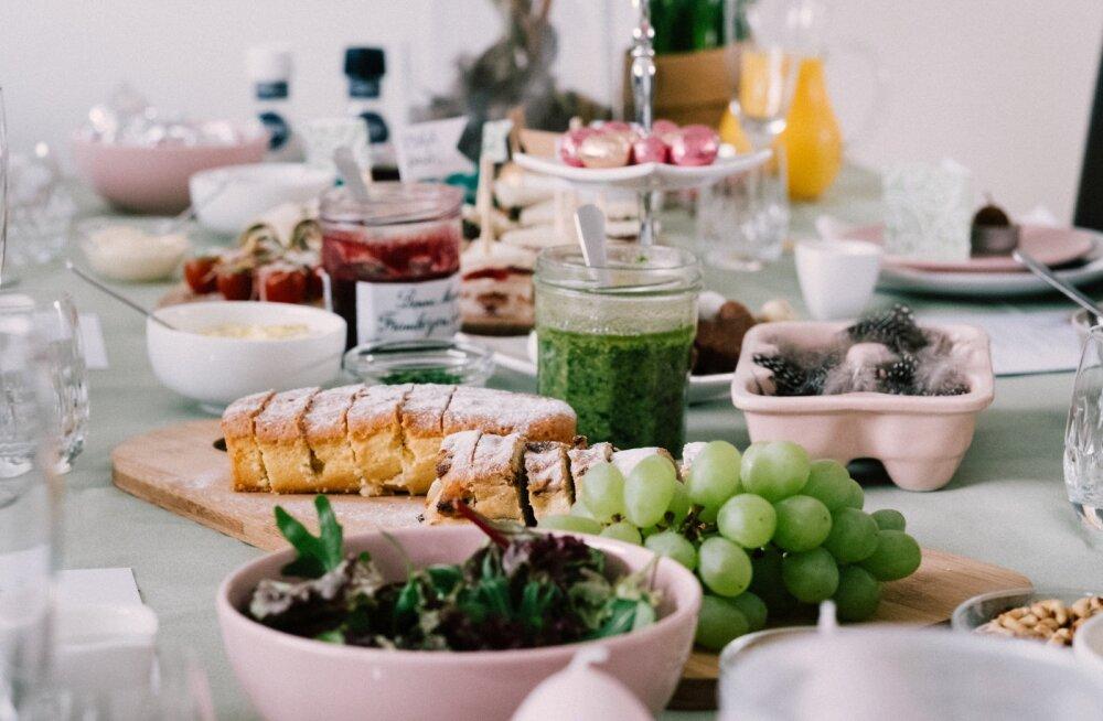 RETSEPTISOOVITUS MUNADEPÜHADEKS | Paastuaja lõpp, mida lauale panna? Siit leiad ühe hea retsepti!
