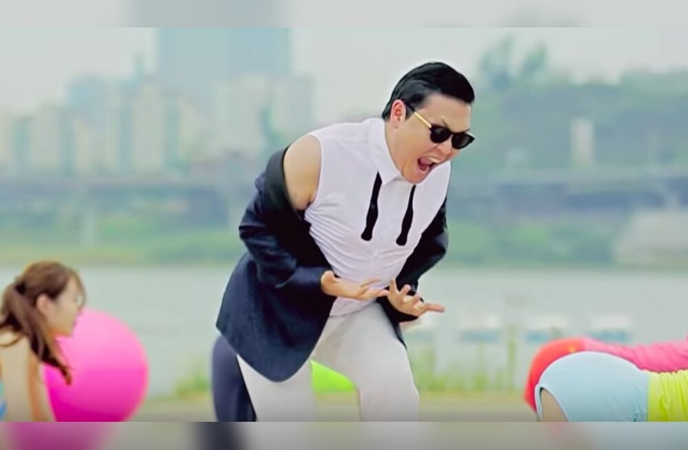 """Sten Saluveer laulu """"Gangnam Style"""" edust: see on absoluutselt täiesti teadliku tegutsemise tulemus"""