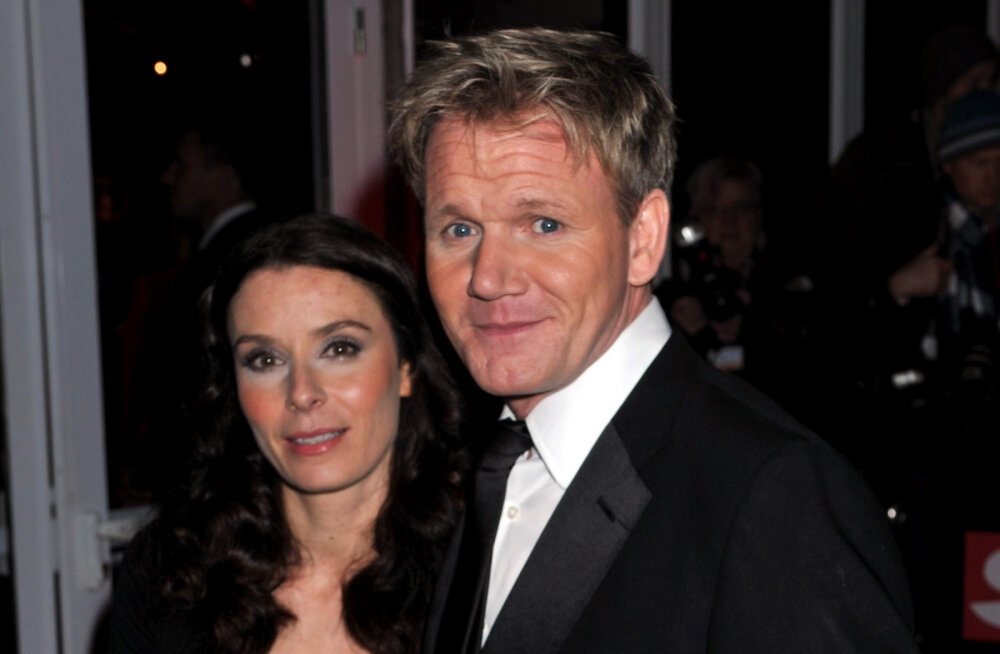 Palju õnne! Gordon Ramsay pesamuna on sündinud!
