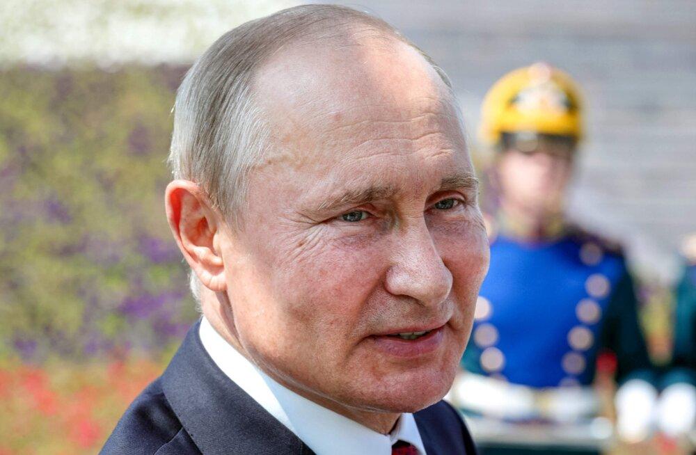 VIDEO | Putin: USA on protestide ja koroonaviiruse tõttu sügaval sisemises kriisis