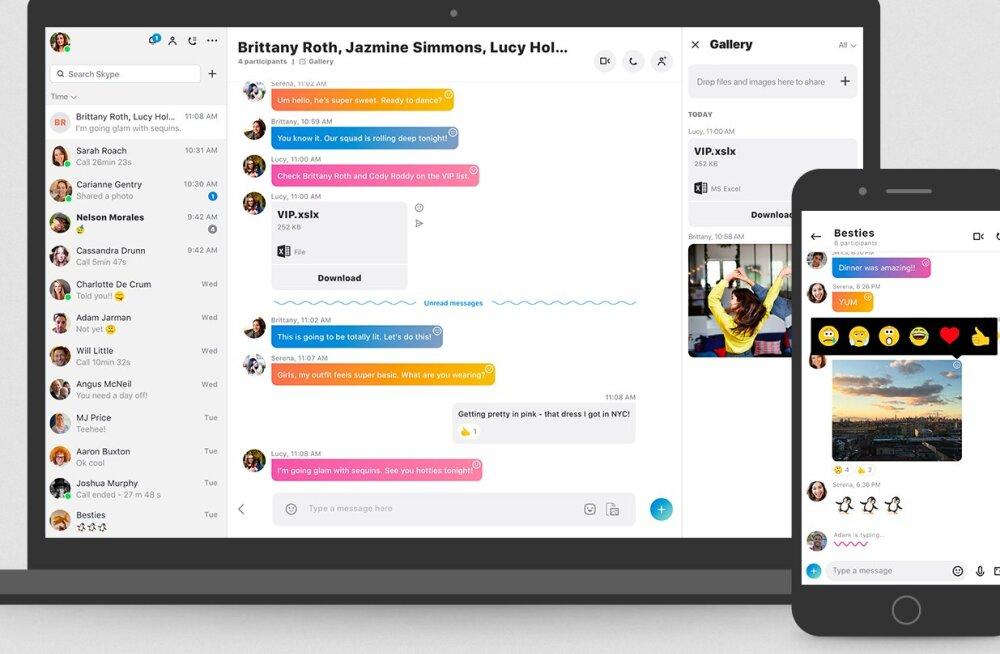 Parem väga hilja kui mitte iial: Skype laseb hakata kõnesid salvestama